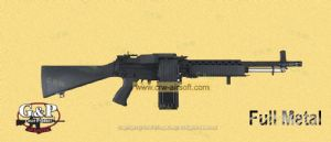 U.S. Navy MK23 MG (Stoner 63) by G&P